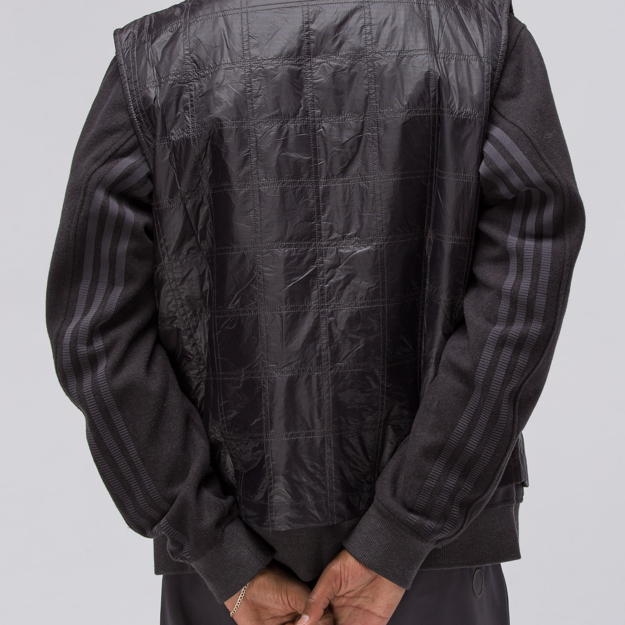 x Wings+Horns Bomber Jacket in Utility Black