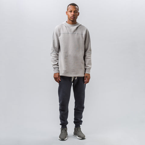 Adidas x wings+horns Bonded Hoody in Grey - Notre