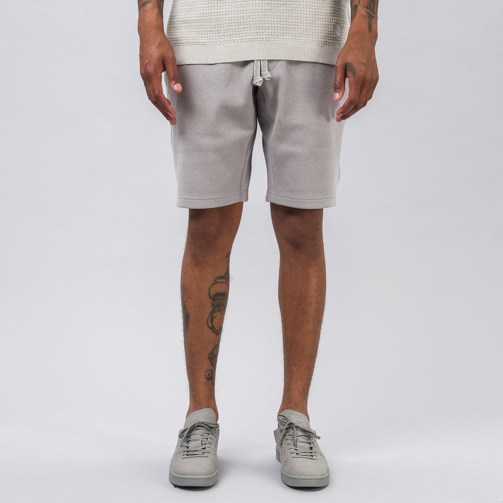 adidas x wings+horns Bonded Linen Shorts in Solid Grey