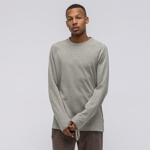 Adidas x Wings+Horns Long Sleeve T-Shirt in Sesame - Notre