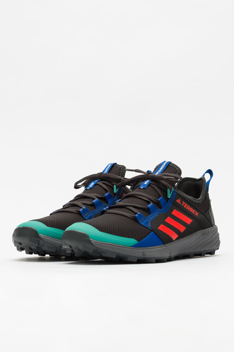 adidas White Mountaineering Terrex Agravic Speed Plus in Black - Notre
