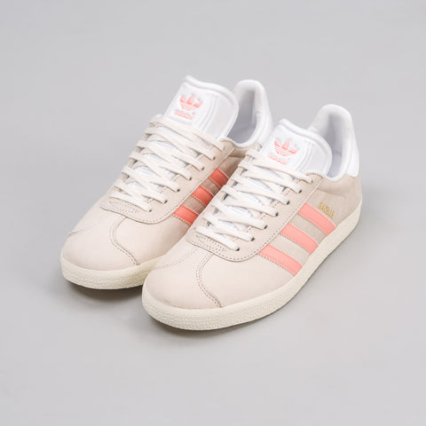 Adidas Women's Gazelle in Chalk White - Notre