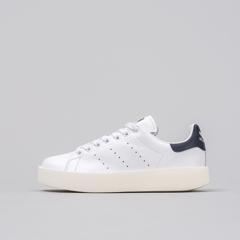 Adidas Women's Stan Smith Bold in Core Black - Notre