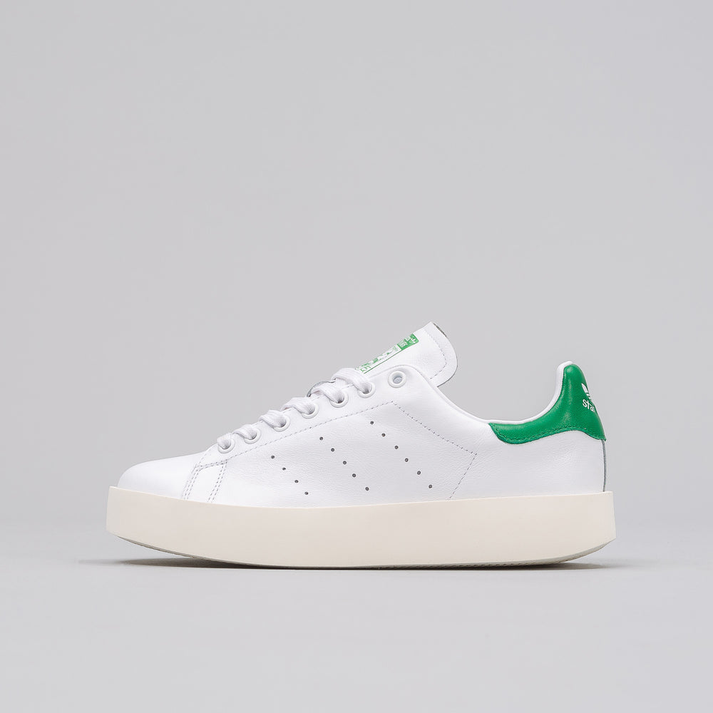 Adidas Women's Stan Smith Bold in Vintage White - Notre