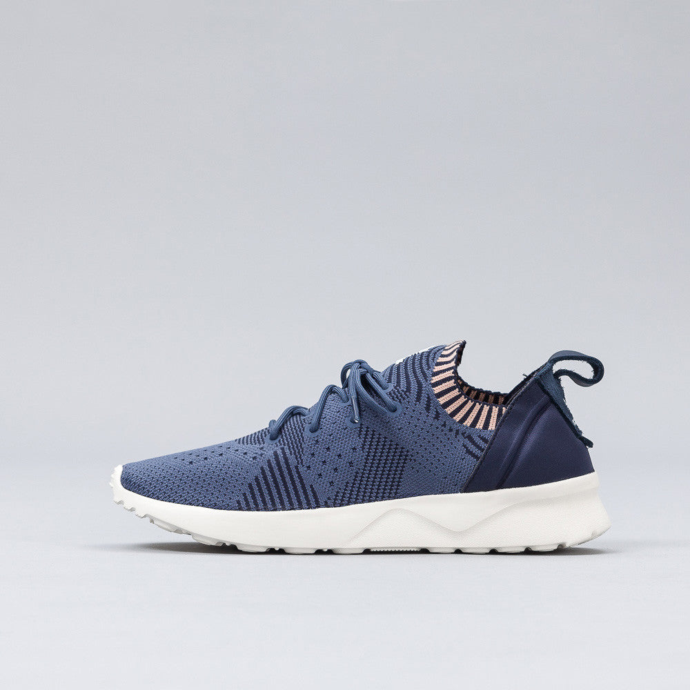 adidas Women's ZX Flux ADV Virtue Primeknit in Navy BB4265