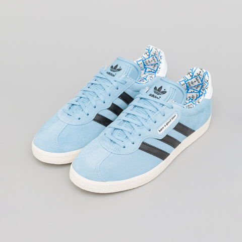 adidas x Have a Good Time Gazelle Super in Blue - Notre