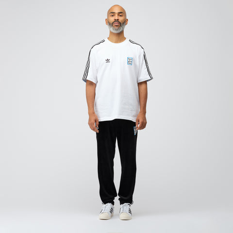 adidas x Have a Good Time T-Shirt in White - Notre