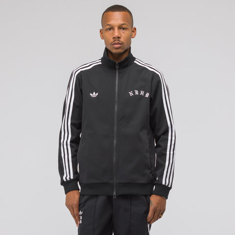 adidas x Neighborhood Track Top in Black - Notre