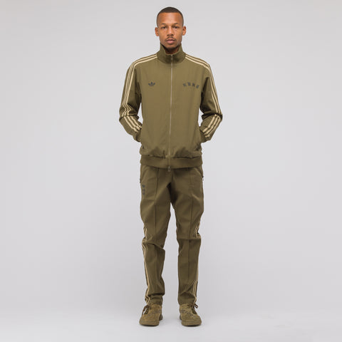adidas x Neighborhood Track Top in Olive - Notre