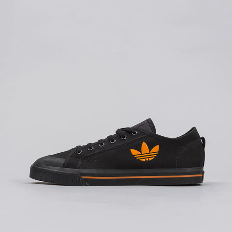 Adidas x Raf Simons x Raf Simons Spirit Low in Core Black - Notre