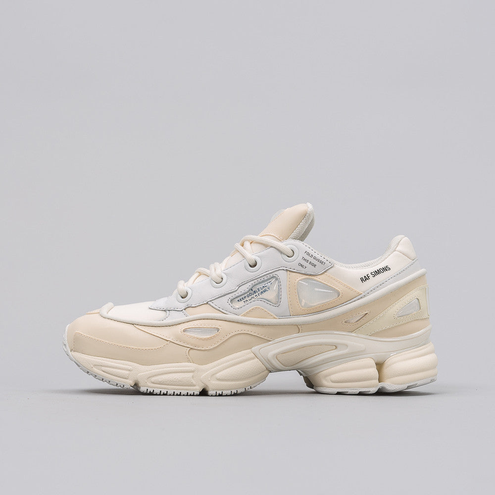 Adidas x Raf Simons Ozweego Bunny in Cream White/Blk-Noise - Notre