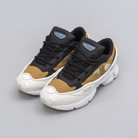 Adidas x Raf Simons Ozweego III in Optic White/Khaki - Notre
