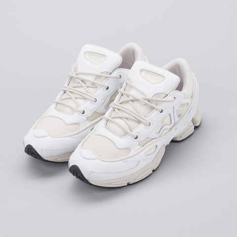 Adidas x Raf Simons Ozweego III in Running White/Talc - Notre