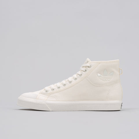 Adidas x Raf Simons x Raf Simons Spirit High in Off White - Notre