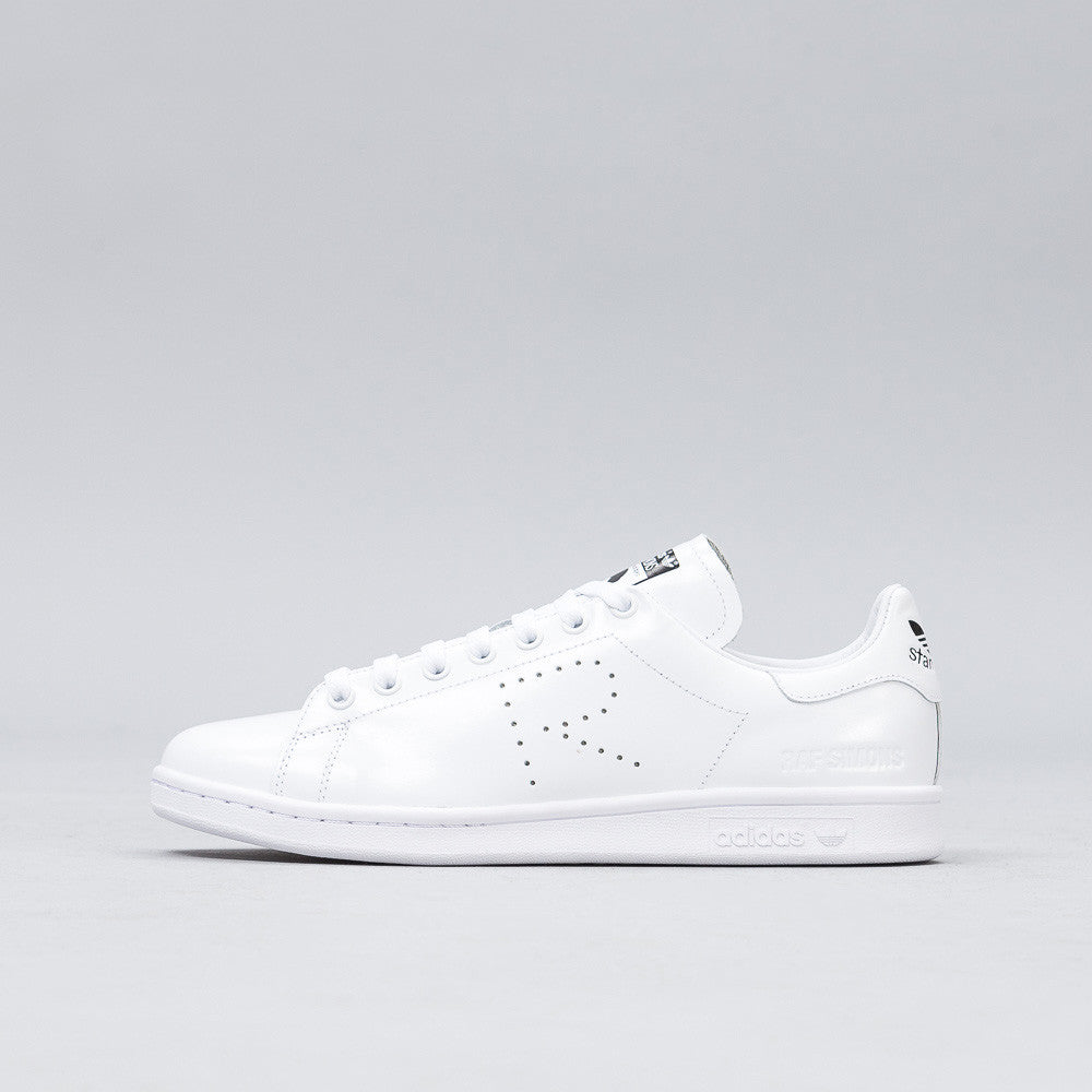 Adidas x Raf Simons - x Raf Simons Stan Smith in White - Notre - 1