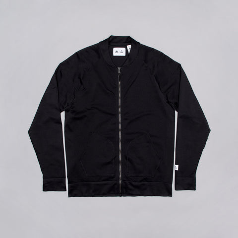 Adidas x Reigning Champ Primeknit Bomber in Black - Notre