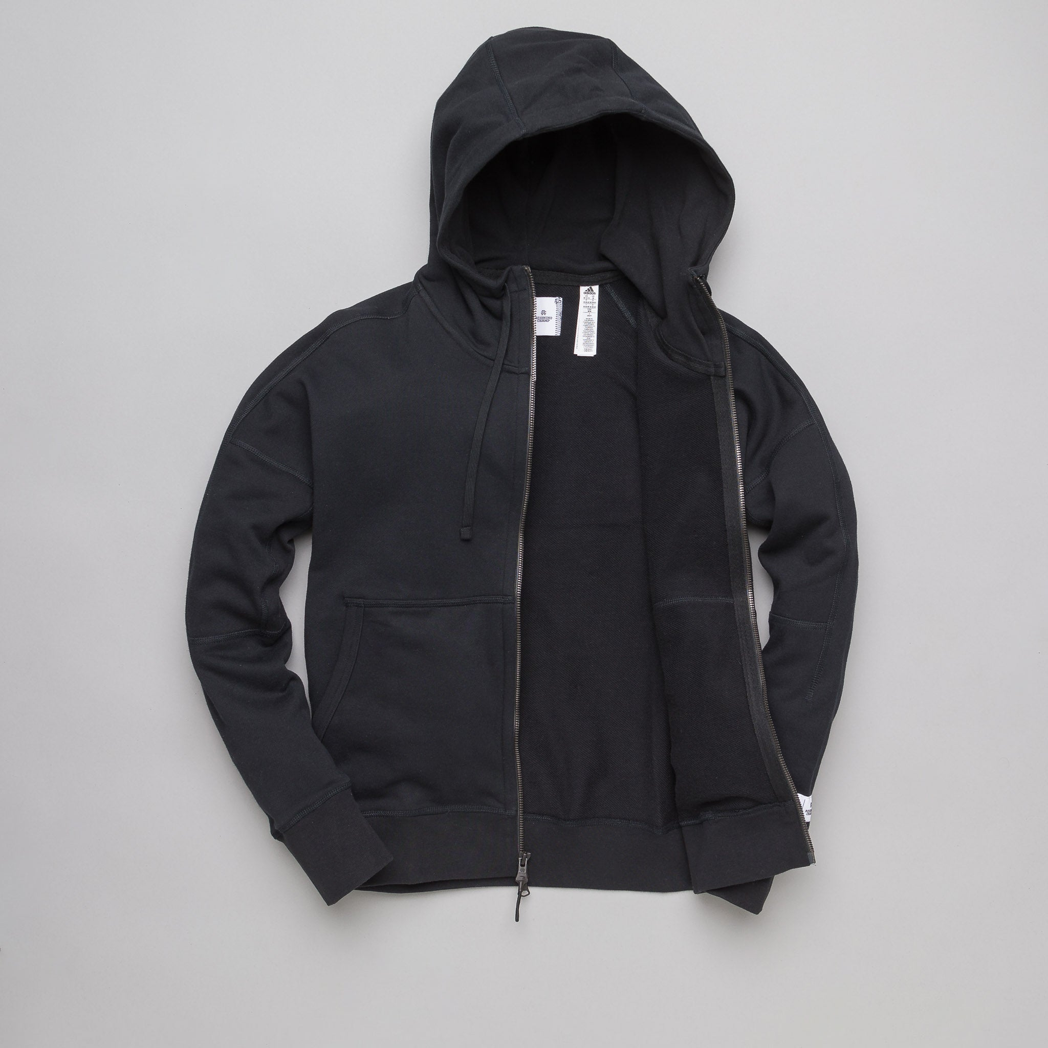 x Reigning Champ Women's FTFZ Hoody in Black