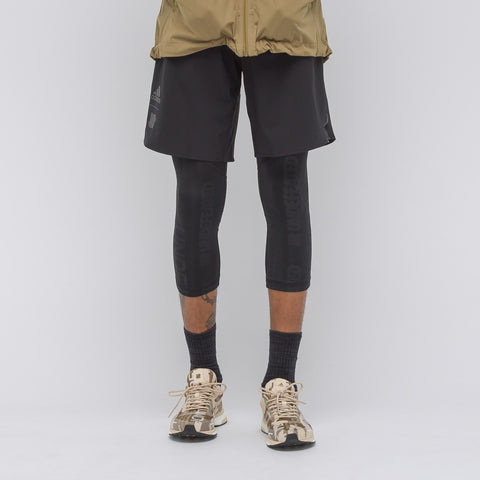 adidas x UNDEFEATED Alphaskin Tech 3/4 Tights in Black - Notre