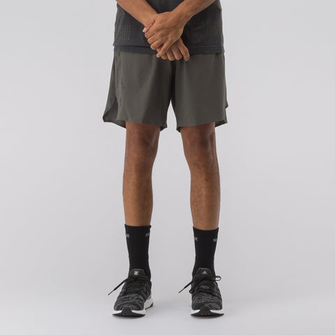 "adidas x Undefeated 7"" Ultra LTD Short in Cinder - Notre"