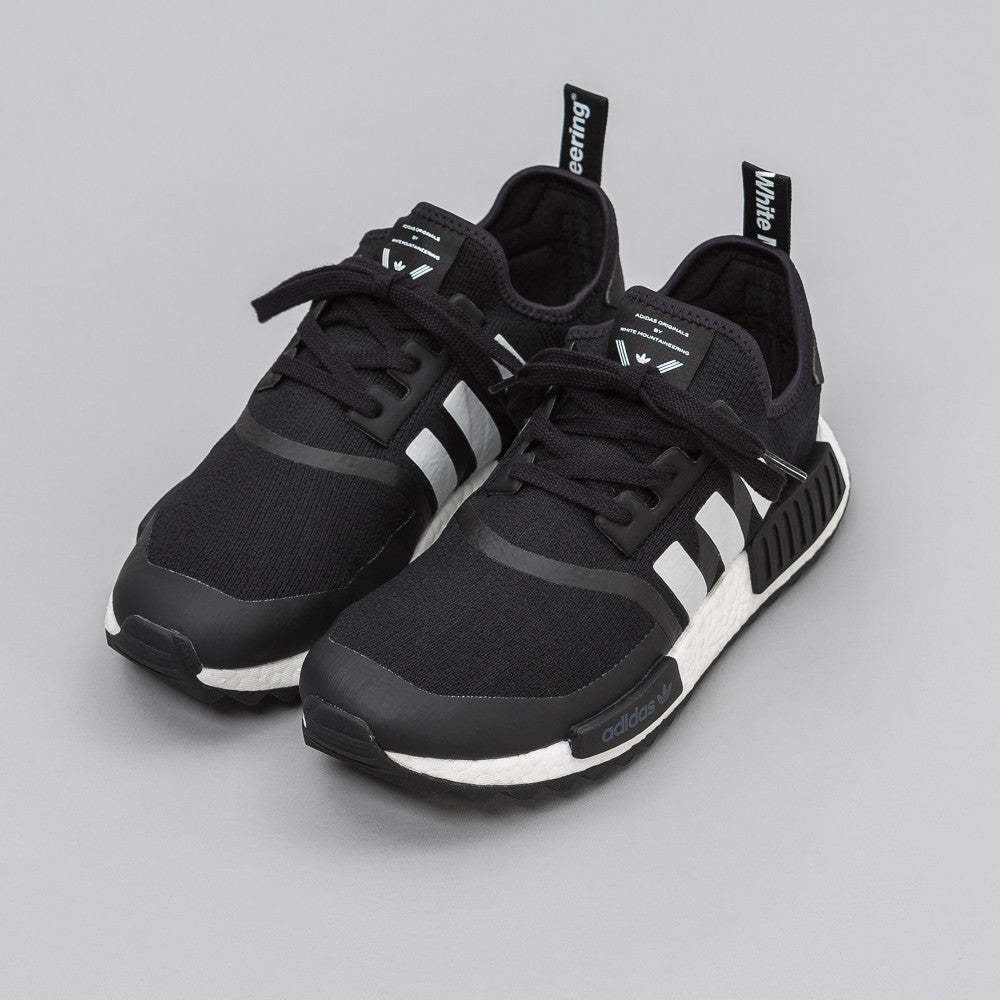 Adidas x White Mountaineering NMD Trail Primeknit in Core Black - Notre