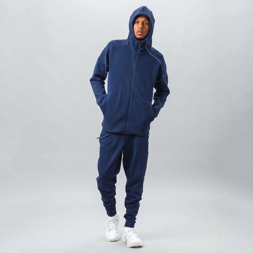 Adidas - Z.N.E. Pant in Navy - Notre - 1