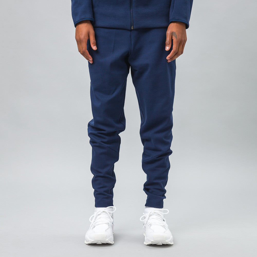 adidas Z.N.E. Pant in Navy Model Shot S94809