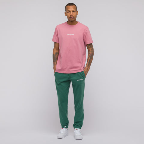 Aimé Leon Dore French Terry Camper Pant in Bottle Green - Notre
