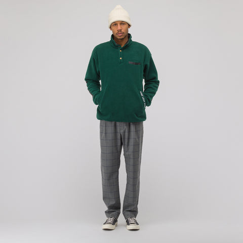 Aimé Leon Dore Polar Fleece Pullover in Green - Notre