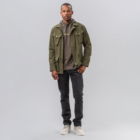 Aimé Leon Dore Utility Jacket in Olive - Notre