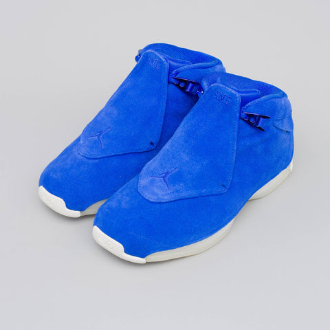 Jordan Air Jordan 18 Retro in Racer Blue - Notre