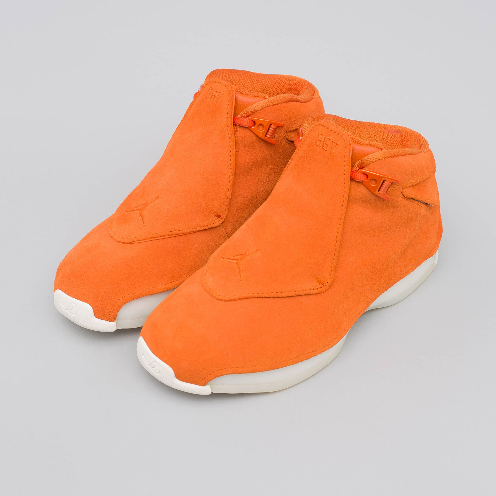 38391fcc9ce2 ... new arrivals air jordan 18 retro in campfire orange b0468 11a34