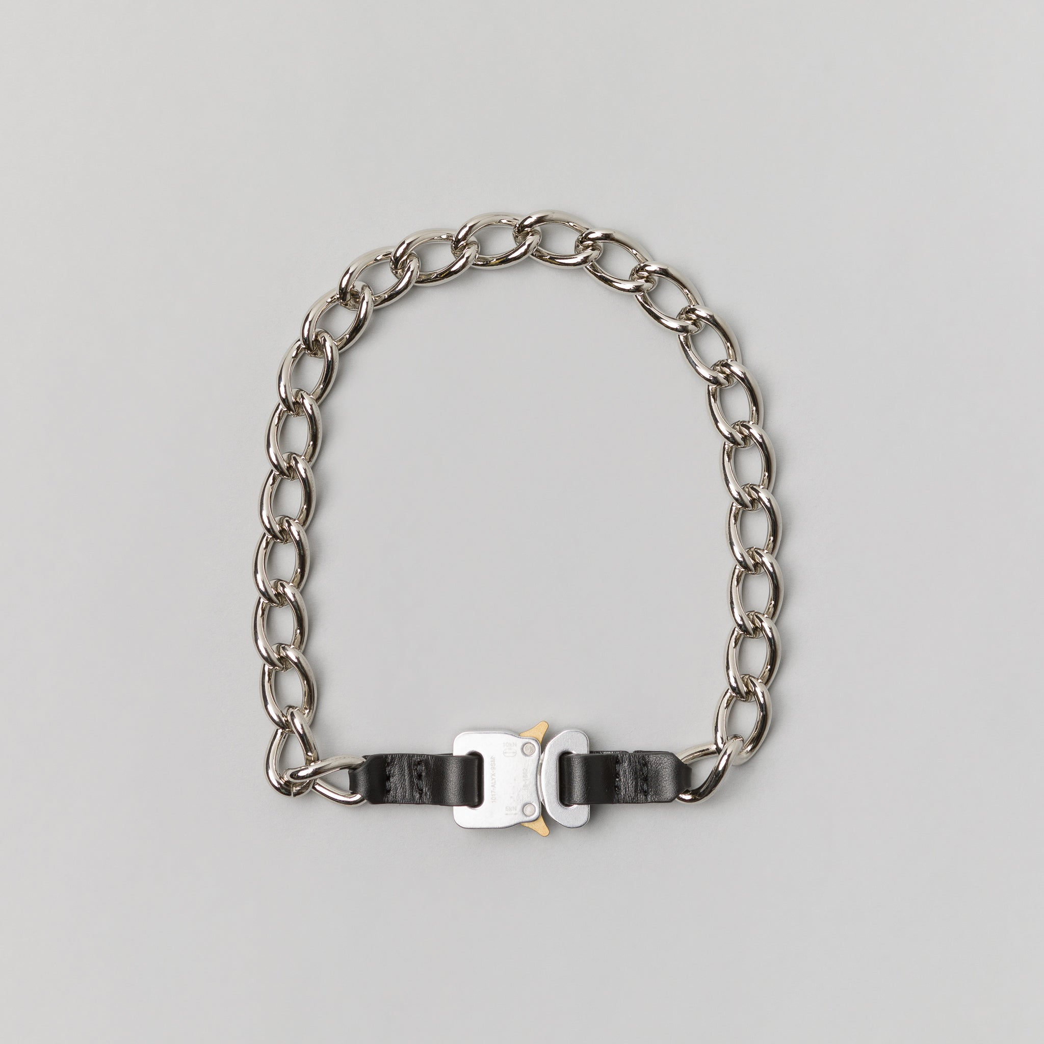 Chainlink Necklace in Silver