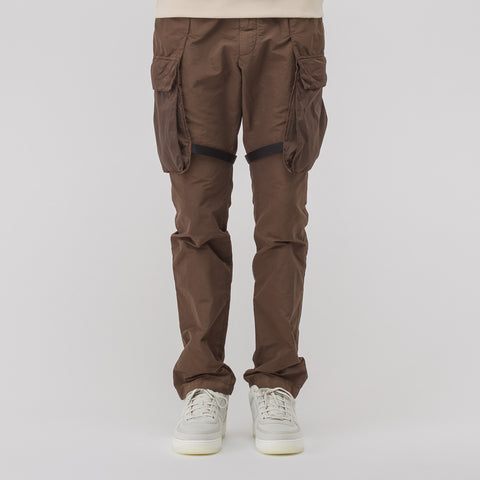 Alyx Studio Holster Pant in Brown - Notre