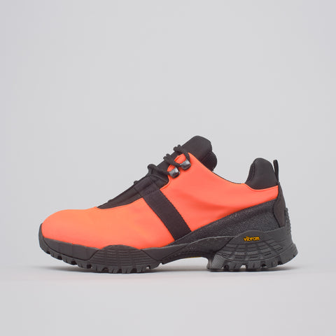 Low Hiking Boot in Orange