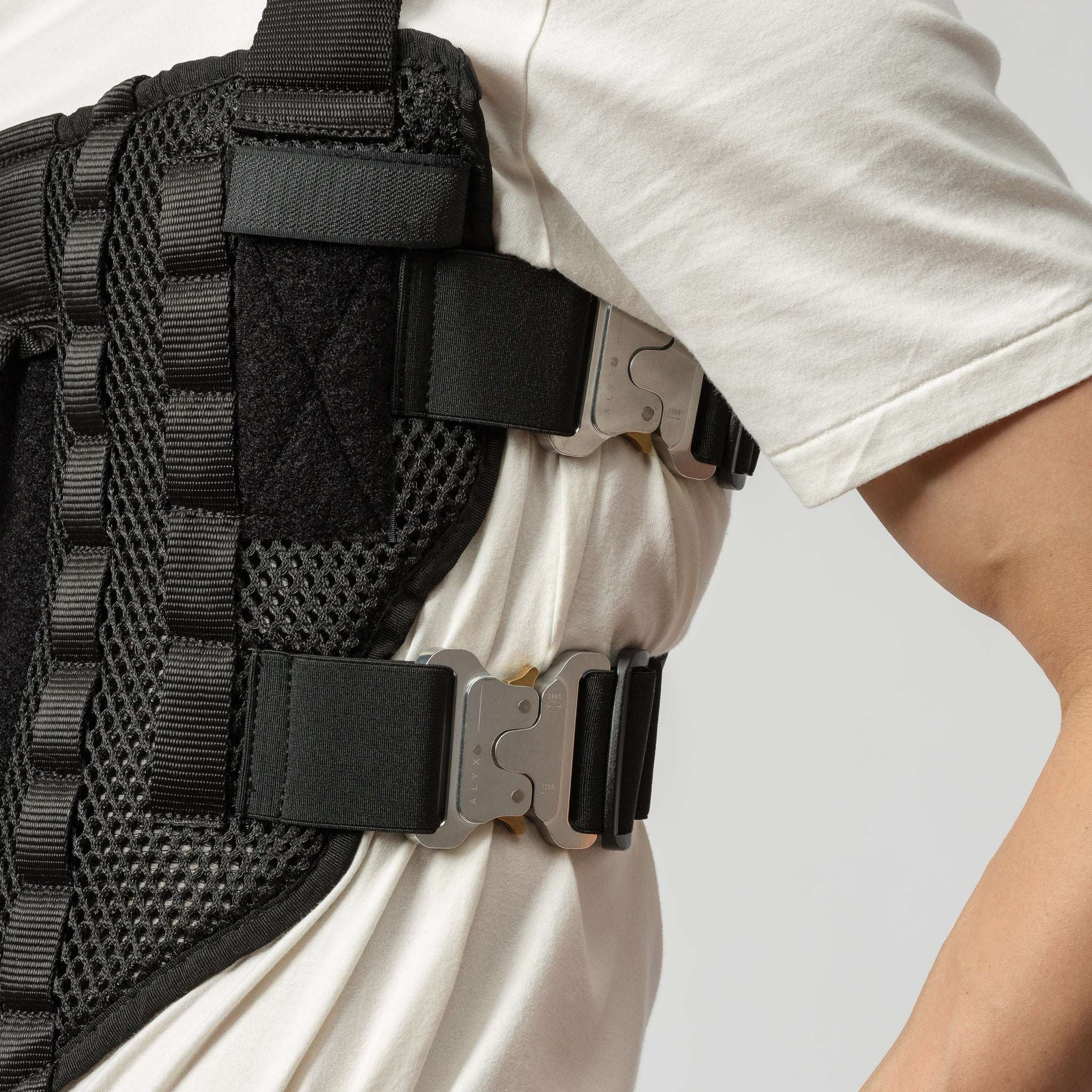 New Tactical Vest in Black