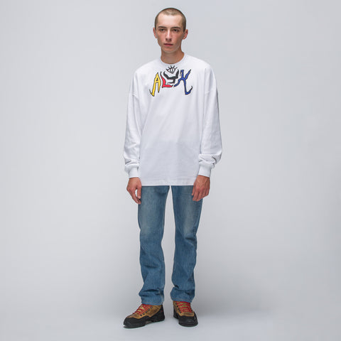 Alyx Studio Alyx Graffiti T-Shirt in White - Notre