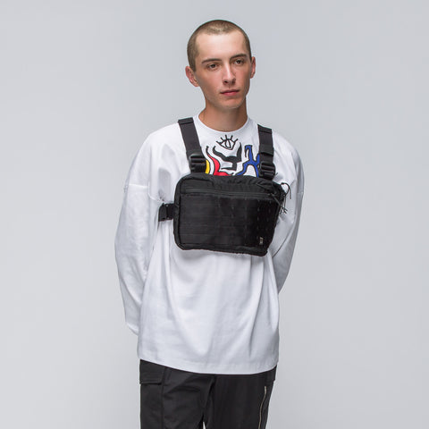 Alyx Studio Chest Rig in Black - Notre