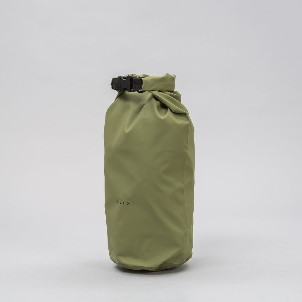 Alyx Studio Mini Dry Bag in Military Green - Notre