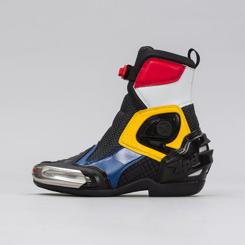 Alyx Studio Moto Boot in Multicolor - Notre