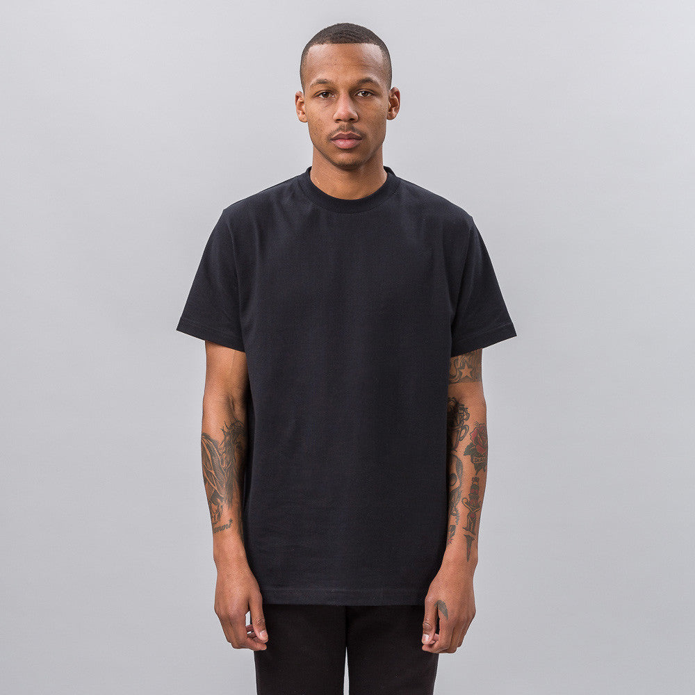 Alyx Studio New Happiness S/S Tee in Black Notre 3