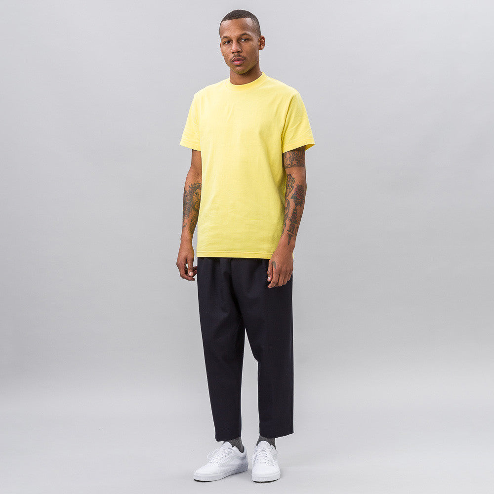 New Happiness S/S Tee in Yellow