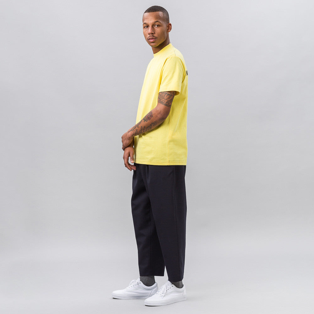 Alyx Studio New Happiness S/S Tee in Yellow Notre 3