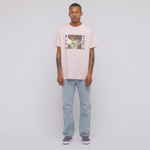 Alyx Studio Powerpuff T-Shirt in Pink - Notre