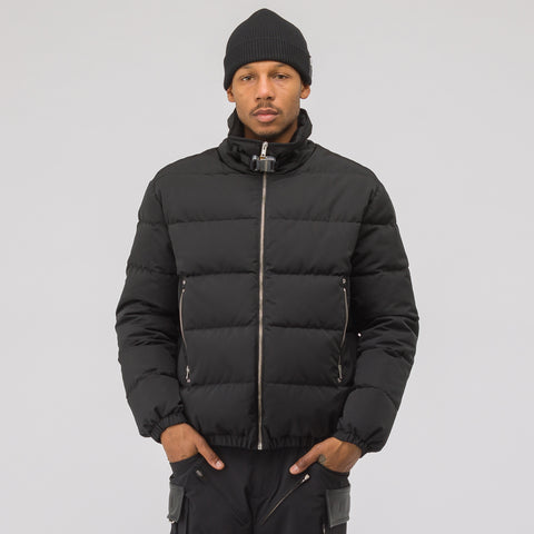 Alyx Studio Puffer Coat in Black - Notre