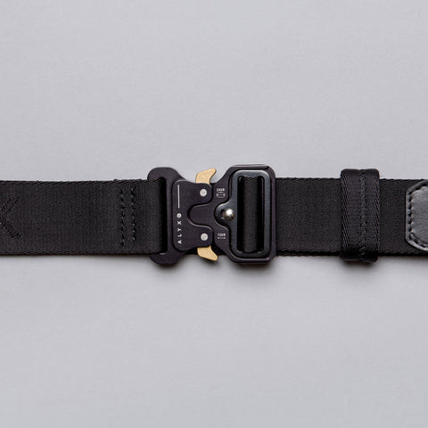 Alyx Studio Rollercoaster Belt in Black - Notre