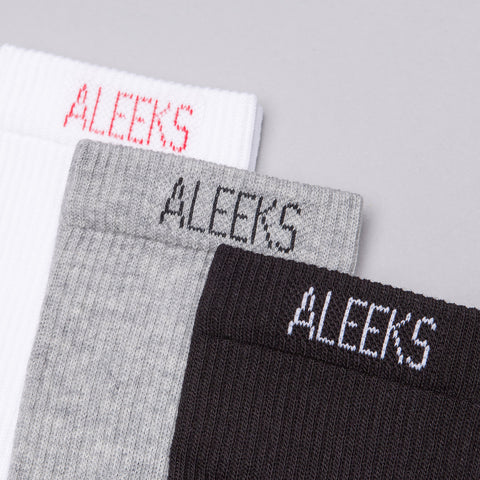 Alyx Studio Socks Pack in Multicolor - Notre
