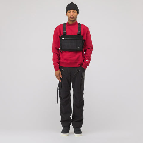 Alyx Studio Tactical Cargo Pant in Black - Notre