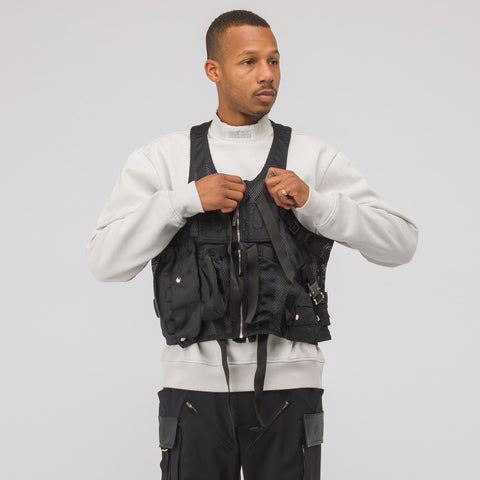 Alyx Studio Tactical Vest in Black - Notre