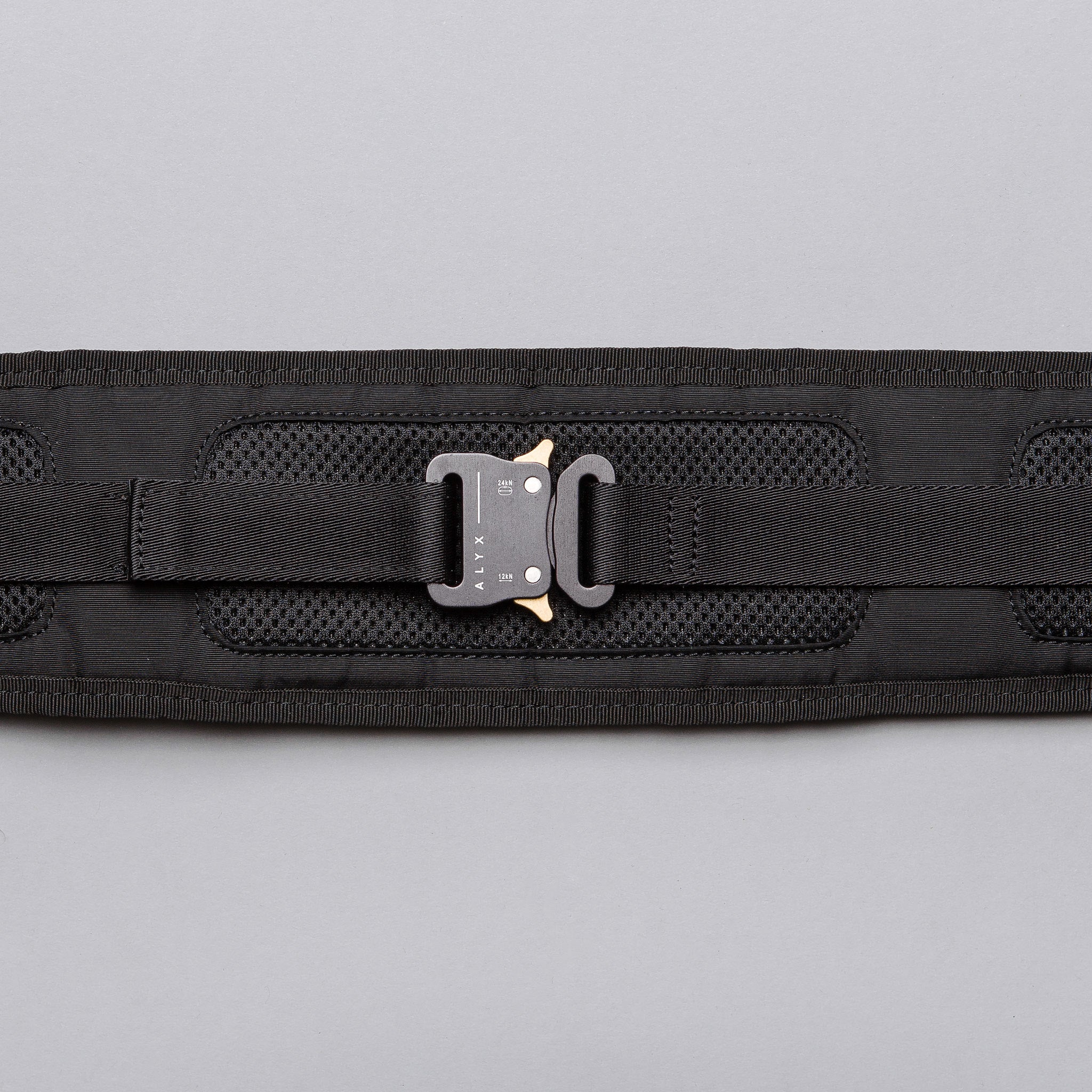 Utility Waist Belt in Black