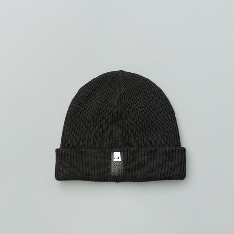Alyx Studio Wool Beanie in Black - Notre